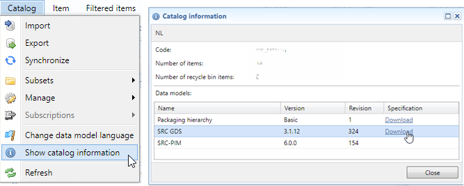 PIM Expert's How To: Configure columns item list and hierarchy list